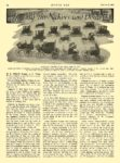 1912 10 10 ELECTRIC Vehicle Article Among the Makers and Dealers Electric Construction From 1896 to 1913 MOTOR AGE October 10, 1912 8.5″x12″ page 54
