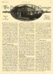 1913 10 23 ELECTRIC Vehicle Article The Private Electric Garage MOTOR AGE October 23, 1912 8.5″x12″ page 31