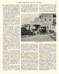 1913 1 ELECTRIC Vehicle Article THE ELECTRIC VEHICLE OF TO-DAY The House Beautiful January 1913 9.25″x12.5″ page 57