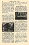 1913 3 ELECTRIC Vehicle Article IN THE WORLD OF THE ELECTRIC New Electric Models Exhibited at Chicago AUTOMOBILE TRADE JOURNAL March 1913 6.25″x9.5″ page 376