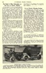 1913 6 ELECTRIC Vehicle Article IN THE WORLD OF THE ELECTRIC The Need of More Information on the Care of Electric Cars AUTOMOBILE TRADE JOURNAL June 1913 6.25″x10″ page 230