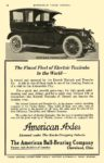 1915 2 ELECTRIC Detroit Taxicabs The Finest Fleet of Electric Taxicabs in the World American Ball-Bearing Company Cleveland, OHIO AUTOMOBILE TRADE JOURNAL February 1915 6.25″x9.75″ page 12