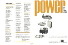 power WITH NO STRINGS ATTACHED LEAD INDUSTRIES ASSOCIATION, INC New York 17, NY NS (1/63) 15M 8.5″x11″ Front and Back covers pages 1 & 12