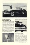 1953 Chrysler D' ELEGANCE Has Pop-Up Spare Tire June 1953 6.5″x9.5″ page 92