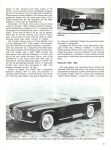 1955 CHRYSLER Falcon Chrysler's Stillborn Sports Cars: Excitement From Exner CONSUMER GUIDE Prototype Cars Cars That Never Were Classic Car IND 37629 Feb 1981 8.25″x11″ page 31