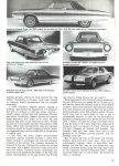 TURBINE TALE: 25 years of Experimental Chryslers CONSUMER GUIDE Prototype Cars Cars That Never Were Classic Car IND 37629 Feb 1981 8.25″x11″ page 35
