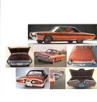 1962 CHRYSLER Turbine Car The Story Behind the Car Chrysler Corporation 7.5″x7.5″ page 6