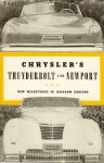 Chrysler's Thunderbolt and Newport New Milestones in Airflow Designs Dated: March 1941 CS. 1021 200M-3-41 5.5″x8.5″ Front cover