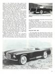 1960 PLYMOUTH XNR Chrysler's Stillborn Sports Cars: Excitement From Exner CONSUMER GUIDE Prototype Cars Cars That Never Were Classic Car IND 37629 Feb 1981 8.25″x11″ page 31