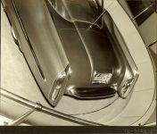 1953 LINCOLN XL-500 9.5″x7.5″ black & white photograph TD-9126-5
