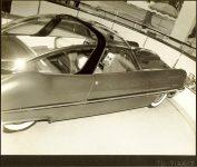 1953 LINCOLN XL-500 9.5″x7.5″ black & white photograph TD-9126-7