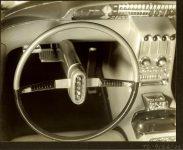 1953 LINCOLN XL-500 9.5″x7.5″ black & white photograph TD-9126-10