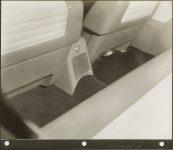 1953 LINCOLN XL-500 9.5″x7.5″ black & white photograph TD-9126-14
