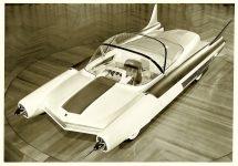 1954 FORD FX-ATMOS 10″x8″ black & white photograph 104079-27