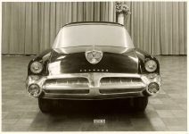 ca. 1957 LINCOLN Typhoon 10″x8″ black & white photograph 65424