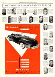 1938 Buick Y-JOB McLOUTH STEEL CORPORATION Detroit, MICH AUTOMOTIVE NEWS (1949 ALMANAC ISSUE) 11″x15.25″ page 136