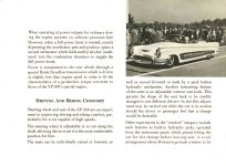 """ca. 1952 BUICK XP-300 The XP-300 The """"Inside Story"""" of Buick's Experimental Laboratory on Wheels 7.75″x5.75″ page 5"""