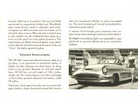 """ca. 1952 BUICK XP-300 The XP-300 The """"Inside Story"""" of Buick's Experimental Laboratory on Wheels 7.75″x5.75″ page 6"""