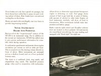 """ca. 1952 BUICK XP-300 The XP-300 The """"Inside Story"""" of Buick's Experimental Laboratory on Wheels 7.75″x5.75″ page 8"""