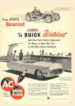 1953 10 9 BUICK Wildcat from STUTZ Bearcat AC SPARK PLUGS LIFE October 9, 1953 10″x14″ page 21