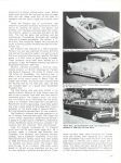 1957 PACKARD Predictor Last Days in the Bunker: Packard's Plans for'57 CONSUMER GUIDE Prototype Cars Cars That Never Were Classic Car IND 37629 Feb 1981 8.25″x11″ page 81