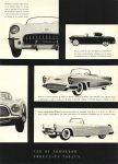 1953 CAR OF TOMORROW FORECASTS TODAY'S By Siler Freeman April 1953 9.75″x13″ page 4 of 6