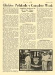 1912 9 5 FLANDERS Electric Car Arrival of Glidden Pathfinders in New Orleans Flanders Manufacturing Company Pontiac, MICH MOTOR AGE September 5, 1912 8.5″x12″ page 22