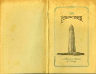 The Foshay Tower A Business Address of Prestige ca. 1929 5.25″x8″ Front & Back covers
