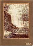 No 596. Minnehaha Falls & Rustic Bridge HAAS BROS PHOTOGRAPHERS 432 Globe Building St. Paul Minnesota Copyright 1898 4″x5.5″ 25¢ in 1898 = $6.79 in 2012