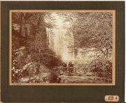 No 626. Minnehaha Falls & Rustic Bridge HAAS BROS PHOTOGRAPHERS 432 Globe Building St. Paul Minnesota Copyright 1898 5.5″x4″ 25¢ in 1898 = $6.79 in 2012