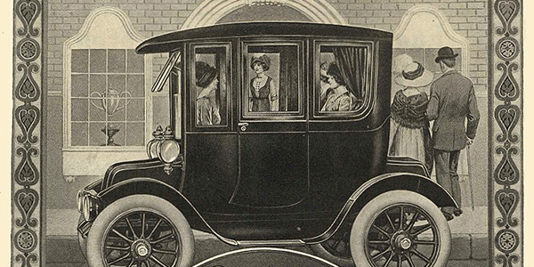 Early Electric Cars