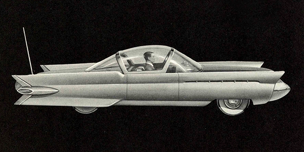 Experimental and Concept Automobiles