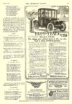 1911 4 15 HUPP-YEARS Electric The things you admire most in this car also Have a most practical purpose R. C. H. SALES COMPANY Detroit, MICH The Literary Digest April 15, 1911 9″x12″ page 745