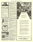 1911 8 5 HUPP-YEATS Electric Car Electric Coach Hupp Corporation Detroit, MICH THE SATURDAY EVENING POST August 5, 1911 10.75″x14″ page 27