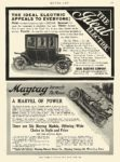 1910 4 28 IDEAL Electric THE IDEAL ELECTRIC APPEALS TO EVERYONE Ideal Electric Company Chicago, ILL MOTOR AGE April 28, 1910 8.5″x11.75″ page 101