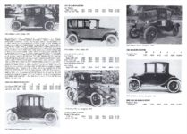 MILBURN Electric Toledo, Ohio 1915-1923 Standard Catalog of AMERICAN CARS 1805-1942 By Beverly Rae Kimes & Henry Austin Clark, Jr. Krause Publications ISBN: 0-87341-428-4 8.5″x11″ pages 974 & 975