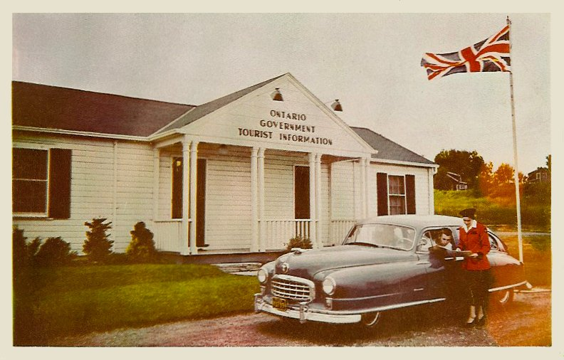 ca. 1951 NASH in Canada Canada Post Card 5.25″x3.25″ postcard (front & back)