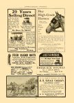 1902 5 29 Years Selling Direct Elkhart Carriage & Harness Crow-Elkhart Motor Car Company Elkhart, Indiana Harper's Magazine page 92, 6.75″x9.75″, AD = 2.75″x4.25″