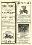 1903 11 11 HAYNES –APPERSON AUTOMOBILE Runabout $1250 in 1903 = $31,452 in 2012 HAYNES –APPERSON CO Kokomo, IND U.S.A. THE HORSELESS AGE Nov 11, 1903 9.25″x12″ page 12