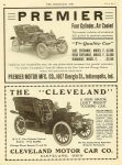 1905 2 15 PREMIER Four Cylinder Air Cooled Premier Motor Mfg. Company Indianapolis, Indiana THE HORSELESS AGE February 15, 1905 Vol. 15 No. 7 9″x12″ page II
