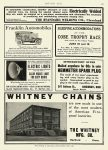 1909 6 3 ELECTRIC LIGHTS Black Manufacturing Co Ft. Wayne, IND MOTOR AGE June 3, 1909 8.5″x11.75″ page 103