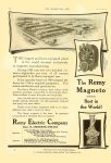 1910 4 20 REMY The Remy Magneto Best in the World Remy Electric Company Factory Anderson, Indiana THE HORSELESS AGE April 20, 1910 Vol. 25 No. 16 9″x12 page 16