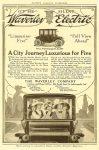 1910 ca. WAVERLEY Waverly Electric The Waverly Company Indianapolis, Indiana HARPER'S MAGAZINE ADVERTISER 6.25″x9.5″
