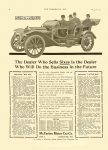 1911 4 5 McFARLAN McFarlan Six McFarlan Motor Car Co. Connersville, Indiana THE HORSELESS AGE Vol. 27, No. 14 April 5, 1911 9″x12″ page 4