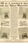 1911 2 WAVERLEY Electric Indianapolis, Indiana MOTOR PRINT February 1911 11″x14″ page 2