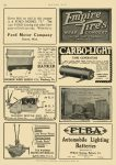 1911 8 17 CARBO LIGHT CARBO-LIGHT Tank Generators CARBO-LIGHT COMPANY Anderson, IND MOTOR AGE Aug 17, 1911 8.25″x11.75″ page 184