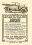 """1912 2 21 INTER-STATE The only Car Built with a Faultless and Complete Electric System for Starting, Ignition, and Lighting Inter-State Model """"40"""" Inter-State Automobile Co. Muncie, Indiana THE HORSELESS AGE Vol. 29, No. 8 February 21, 1912 9″x12″ page 31"""