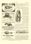 1914 2 Ford Model T Irvin Robbins & Company Indianapolis, Indiana MOTOR FIELD February 1914 Vol. 28 No. 5 9″x12″ page 72