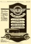 "1916 7 15 STUTZ ""World's Champion"" – World's Speedway Champion – Worlds Road Race Champion – World's Long Distance Records – Record for Consistency Stutz Motor Car Company Indianapolis, Indiana THE HORSELESS AGE July 15, 1916 Vol. 38 No. 2 9″x12″ page 30"
