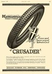 "1923 11 1 KOKOMO Tires and Tubes ""CRUSADER"" Kokomo Rubber Co Kokomo, Indiana MOTOR AGE Nov 1, 1923 8.25″x11.5″ page 103"